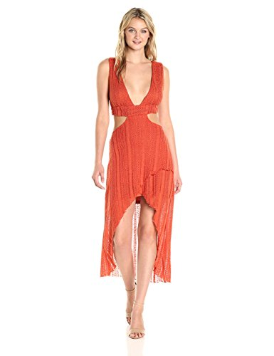 Somedays Lovin Women's Road to Winderness Midi Dress