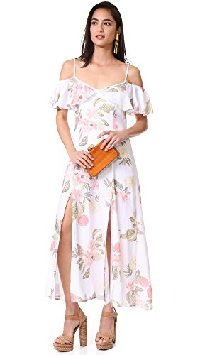 Somedays Lovin Women's Off Shoulder Ruffle Dress