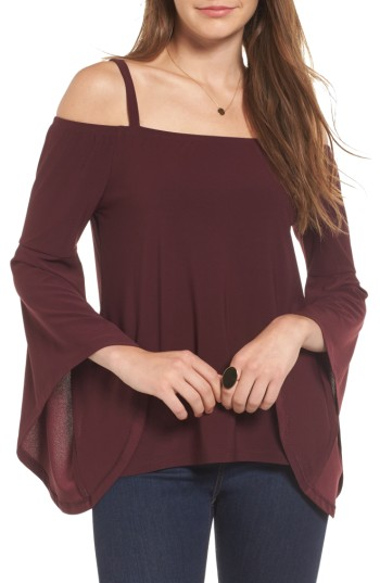 Leith Bell Sleeve Top