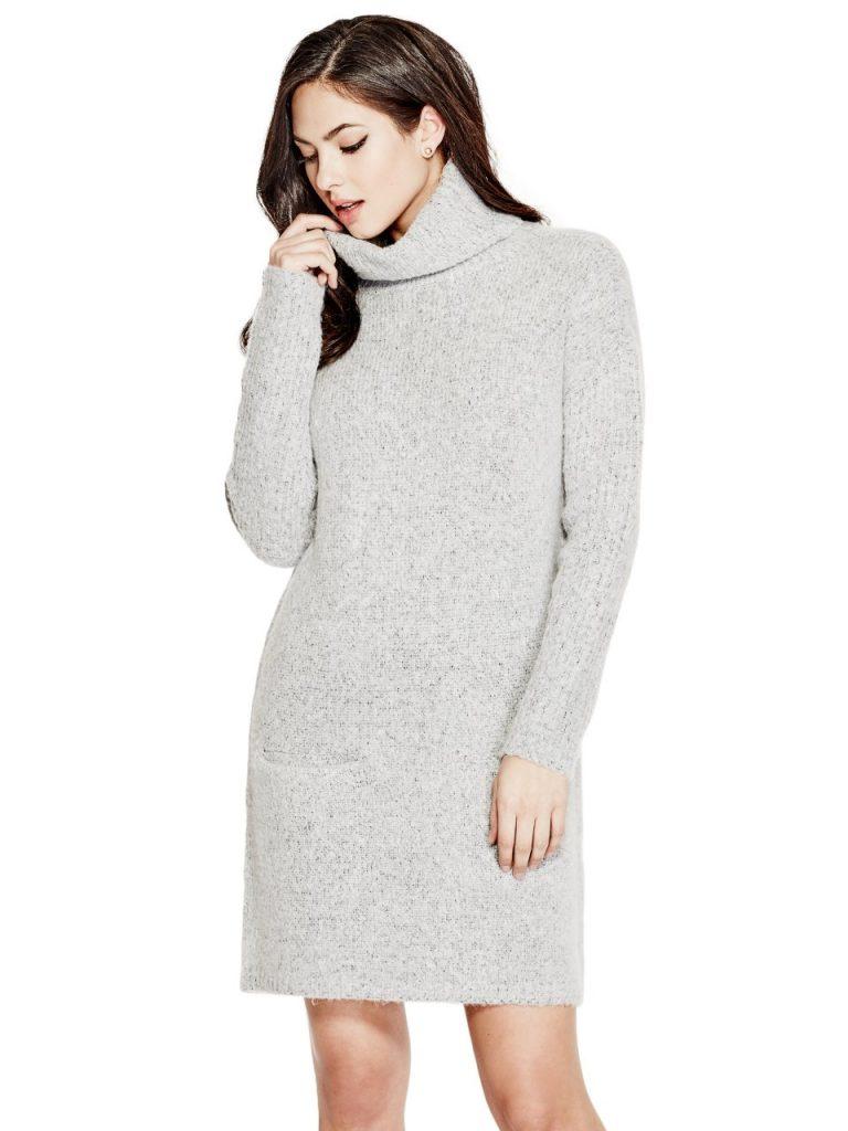 GUESS Women's Carey Sweater Dress
