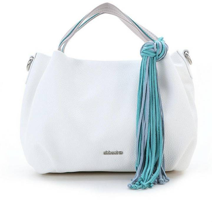 ABBACINO FRINGED SUMMER HOBO BAG