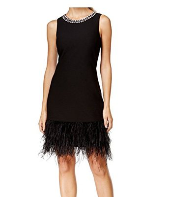 Put a Feather in Your Cap…and on Your Fall Dress and Top!  Feathers – Fall 2017 Fashion Trend #7
