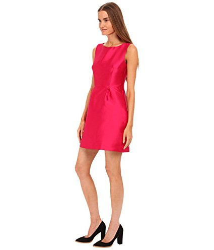 Kate Spade Flirty Back Creme de la Creme Mini Dress, Sweetheart Pink