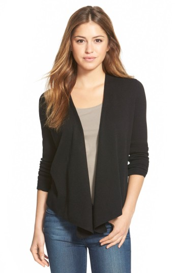 NORDSTROM - Women's Nic+Zoe 4-Way Convertible Three Quarter Sleeve Cardigan