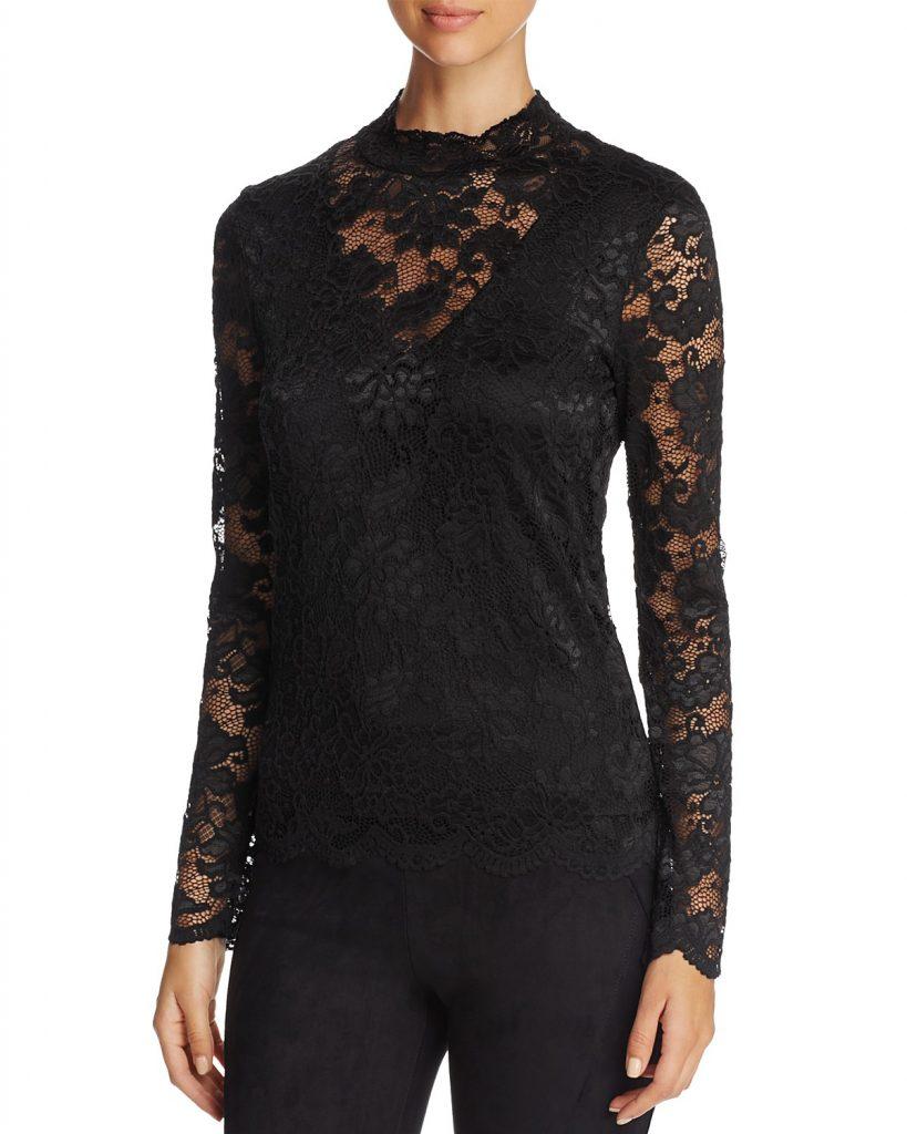 Vero Moda Joy Lace Top $45.00. CLICK IMAGE TO PURCHASE\