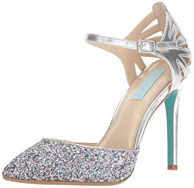 Blue by Betsey Johnson Women's SB-Avery Heeled Sandal. $99.00 (Regularly $125.00).