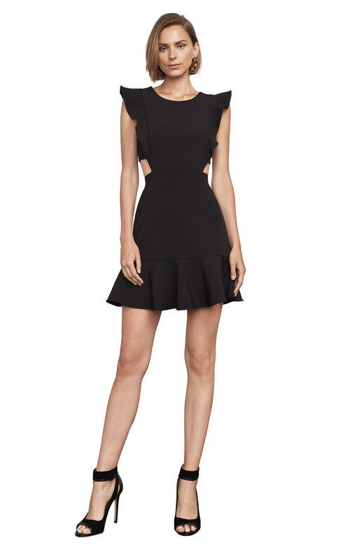 BCBG Nicole Cutout A-Line Dress.  CLICK IMAGE FOR DETAILS.