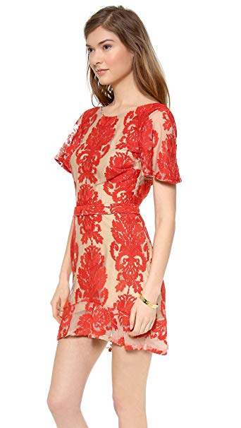 For Love & Lemons San Marcos Mini Dress.  CLICK IMAGE FOR DETAILS.