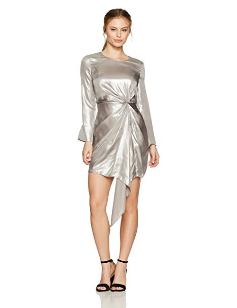 Bardot Shimmer Dress.  CLICK IMAGE FOR DETAILS.