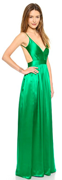 ONE by Contrarian Babs Bibb Maxi Dress. $106.25 (Originally $425). Luxury for Less. Women's Fashion