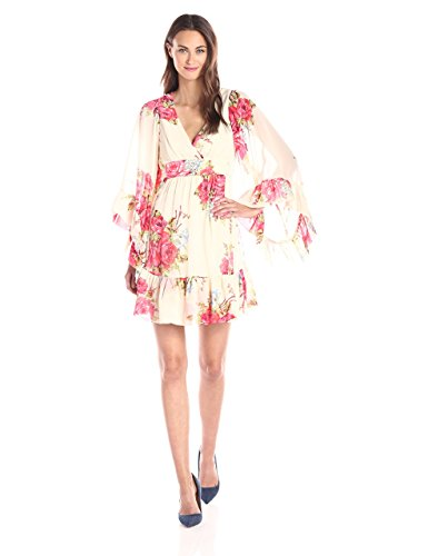 Betsey Johnson Women's Boho Dress Luxury for Less Women's Fashion
