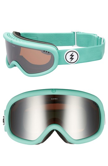 Women's Electric Charger Snow Goggles