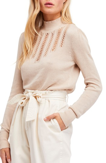 Women's Free People Time After Time Sweater