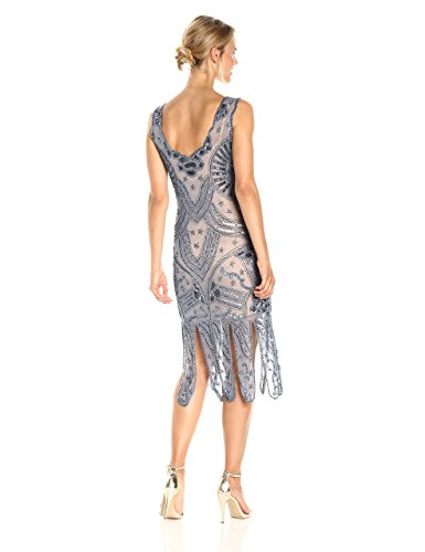 Unique Vintage Women's Sinclair Beaded Flapper Dress. Vintage Dresses. Women's Fashion. Fashion Sale Codes.