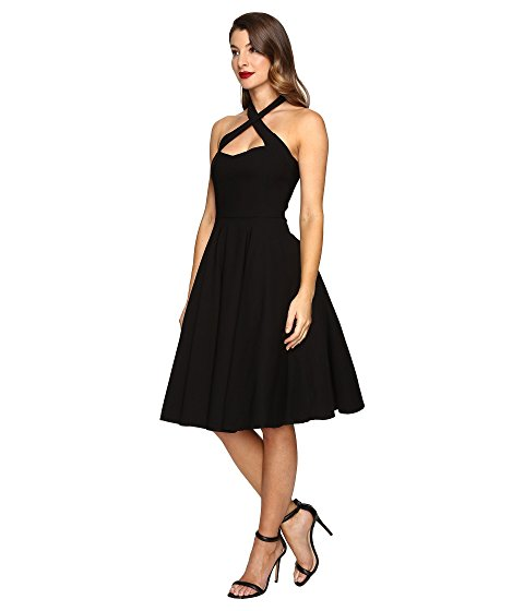 Unique Vintage Crisscross Neck Rita Swing Dress $62.99 (Originally $78.00) A romantically retro swing dress that will without a doubt steal the show. Women's Fashion. Fashion Sale Codes. Vintage Dresses.