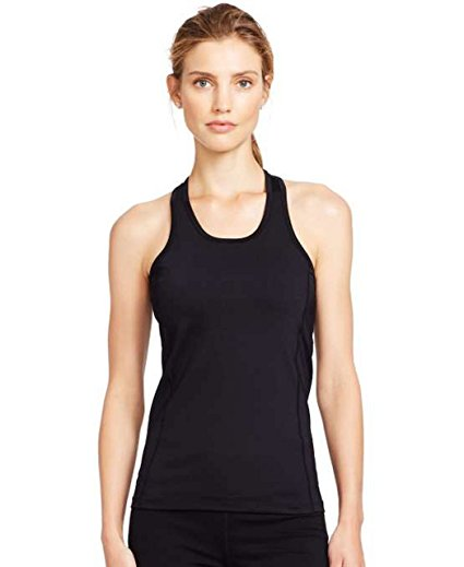 Ralph Lauren Active Women's Jersey Mesh Inset Tank Top Black. Olympic Fashion. Fashion and Invites.