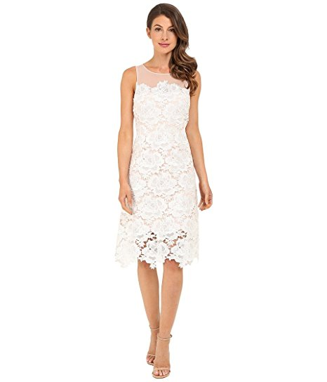 rsvp Women's Alsace Lace Dress. Sheer Beauty - Spring 2018 Fashion Trend #1. Fashion and Invites.