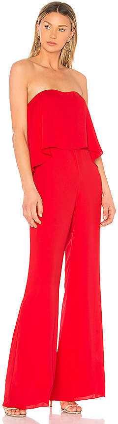 Amanda Uprichard Topanga Jumpsuit. Amanda Uprichard offers classic pieces that are practical, feminine, and bright. Vogue Valentine. Fashion and Invites.