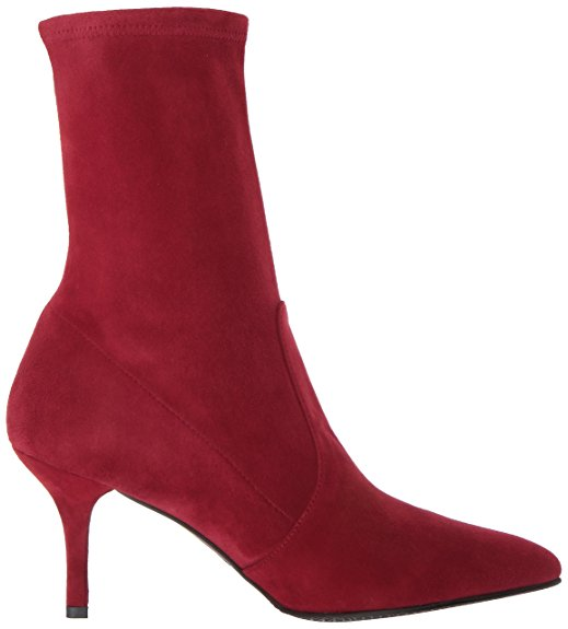 Stuart Weitzman Women's Cling Ankle Boot. Vogue Valentine. Fashion and Invites.