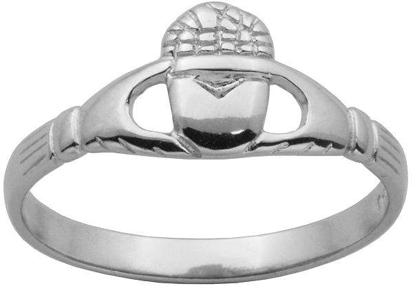 FINE JEWELRY Sterling Silver Claddagh Crown Ring. $33.99 (Originally $99.98). CLICK IMAGE TO PURCHASE.
