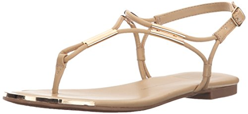 We are thinking ahead to Summer and swiping right while picturing our feet in these cute sandals! The Dolce Vita Women's Marly Flat Sandal. $39.90.