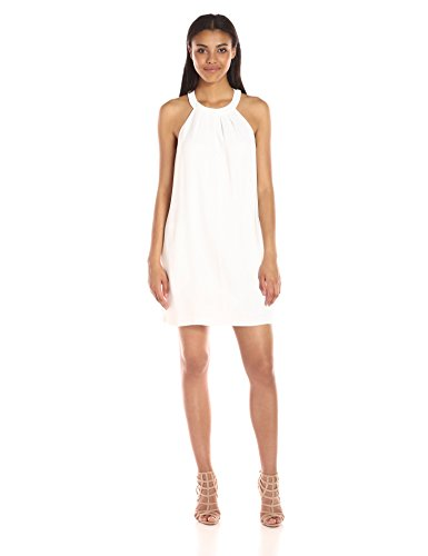 Speaking of Spring and Summer - we swiped right to add this cute item to our warm weather wardrobe! The BCBG MAX AZRIA Women's Trisytn Short Dress With Keyhole. $198.