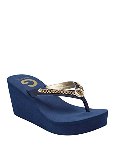G by GUESS Women's EVA Wedge Sandals. Fashion Invite App.