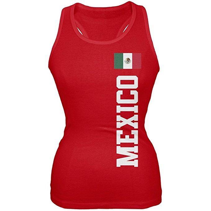 Mexico Soccer Tank.