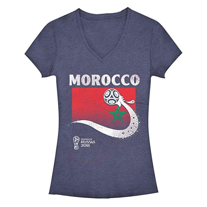 Morocco Soccer Tank.