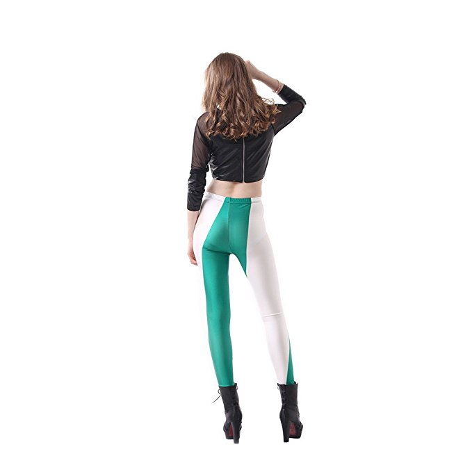 Nigeria Soccer Leggings