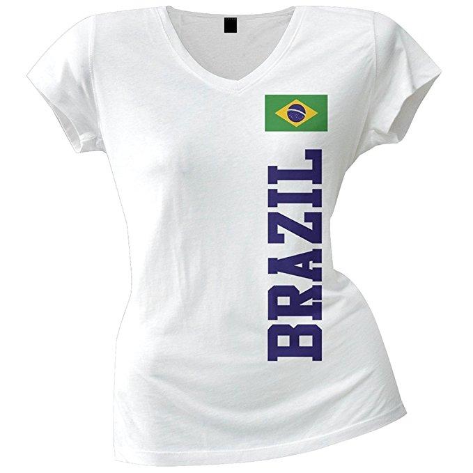 Brazil Soccer T-shirt.