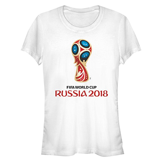 FIFA World Cup 2018l T-Shirt. World Cup Fashion.