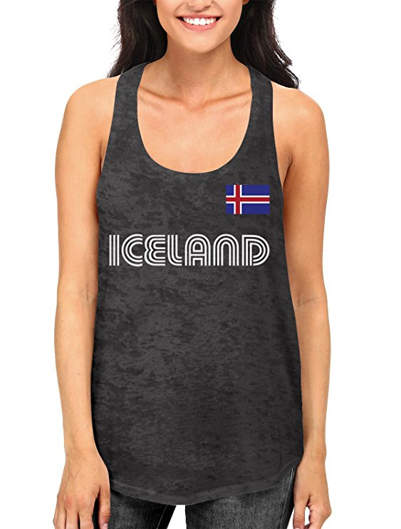 Iceland Soccer Tank.