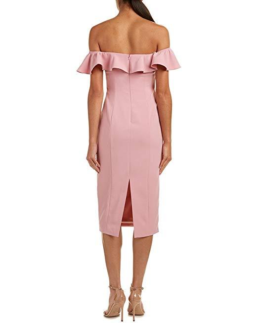 Jay Godfrey Midi Dress.
