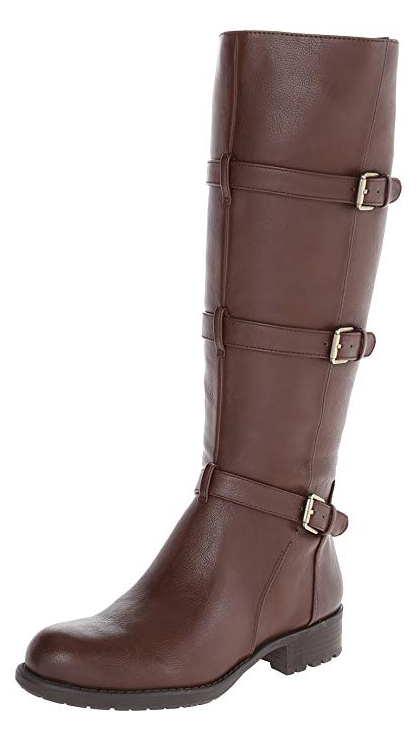 Franco Sarto Motorcycle Boot. Fashion Empire App.