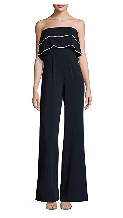 Jay Godfrey Johnston Double Layer Jumpsuit, Fashion Empire App.