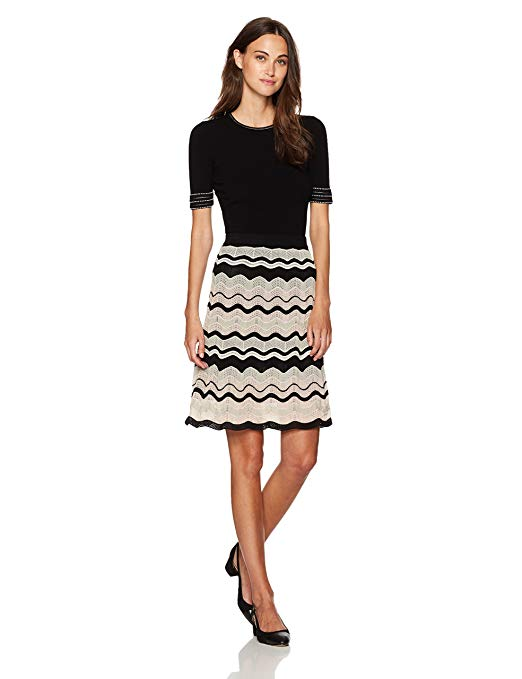 Missoni Women's Ripple Ribbon Skirt. Crazy Rich Asians.