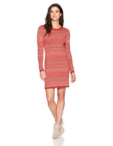 Aventura Women's Fallon Sweater Dress. Fashion Style Best Outfit Shop App.