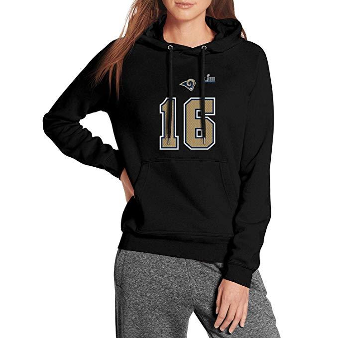 Jared Goff Pullover Hoodie Sweatshirt Fleece .