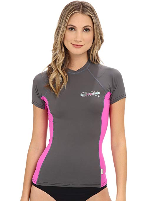O'Neill Wetsuits Basic Skins Short Sleeve Crew.  CLICK IMAGE TO PURCHASE.