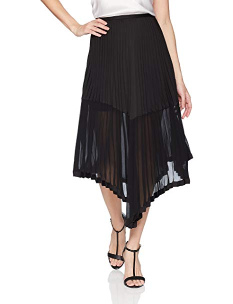 Keepsake The Label Pleated Midi Skirt Image