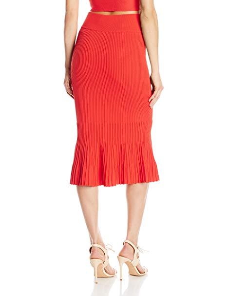 Kendall + Kylie Mermaid Skirt Image