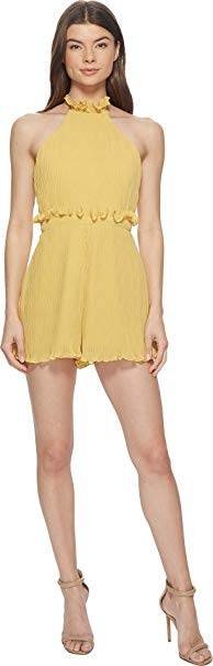 Skylines Playsuit by Keepsake the Label.  CLICK IMAGE TO PURCHASE.
