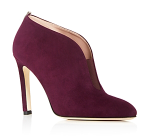 The Trois High-heel booties by SJP Sarah Jessica Parker